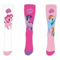 GAMBALETTO MY LITTLE PONY 62% COTONE     19% POLIESTERE 17% POLIAMMIDE 2% ELASTAN