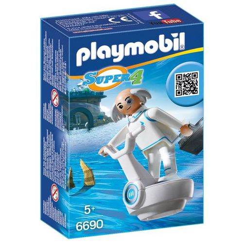 PLAYMOBIL 6690 DOTTOR X.                 DIM.CM.14