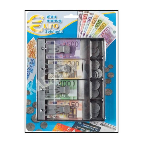 GIOCO MONETE EURO 87PZ 150X20X185MM