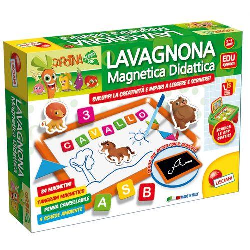 EDUSYSTEM LAVAGNONA MAGNETICA  3/6ANNI   45