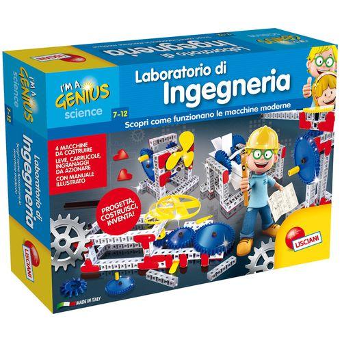 I'M GENIUS LABORATORIO DI INGEGNERIA 7+A 39X28.5X8CM