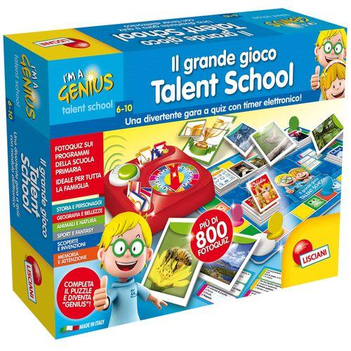 I'M A GENIUS GRANDE GIOCO TALENT SCHOOL  39X28.5X8CM-+6ANNI-2/4 GIOCATORI