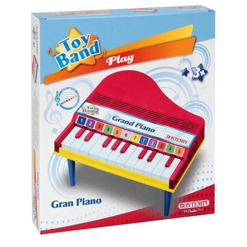 PIANOFORTE DA TAVOLO 12 TASTI (DO-SOL)   GAMBE SMONTABILI-274X245X146MM  +3ANNI
