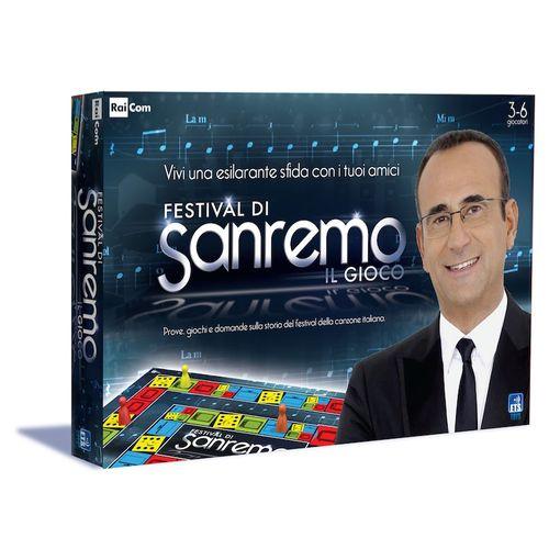 Gioco In Scatola Classico Sanremo