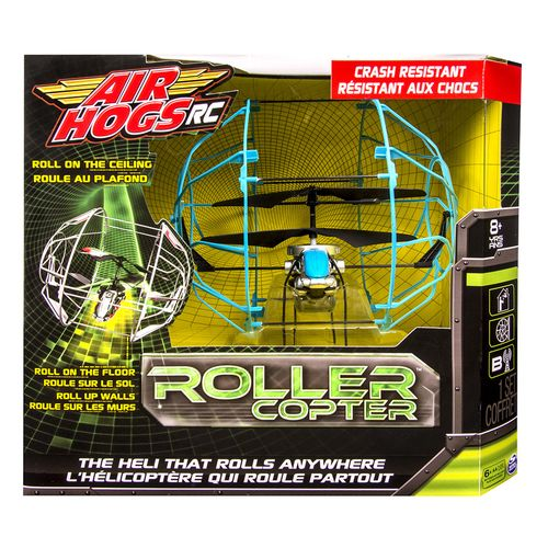 Rollercopter Elicottero R/c      +8anni  28x20x25.5cm - C/caricabatterie