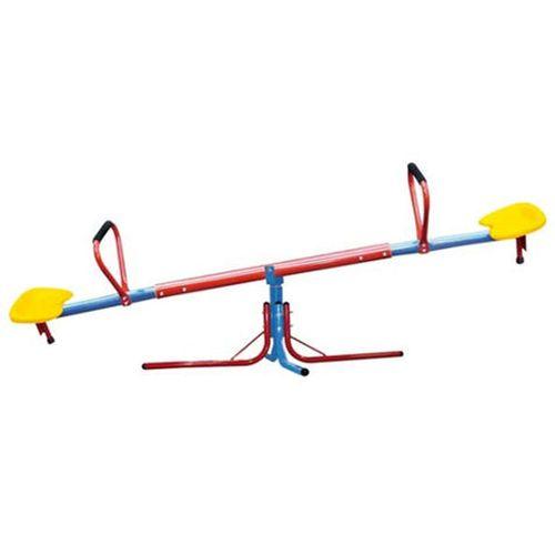 Bilico 200x100x63cm Sedile Plastica      Acciaio D.51mm (trave) E 42mm (supporto)
