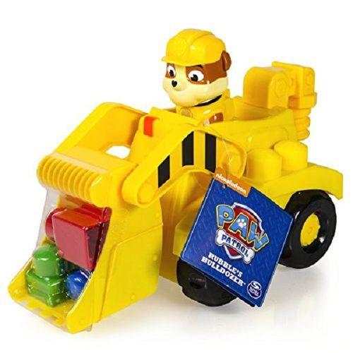 Paw Patrol Rubble + Bulldozer    +3anni