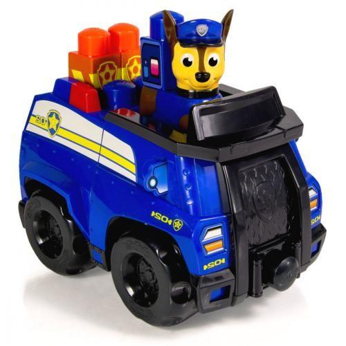 Paw Patrol Chase + Veicolo      3+anni