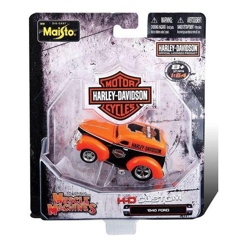 Muscle Machine Ford/hd 1:64
