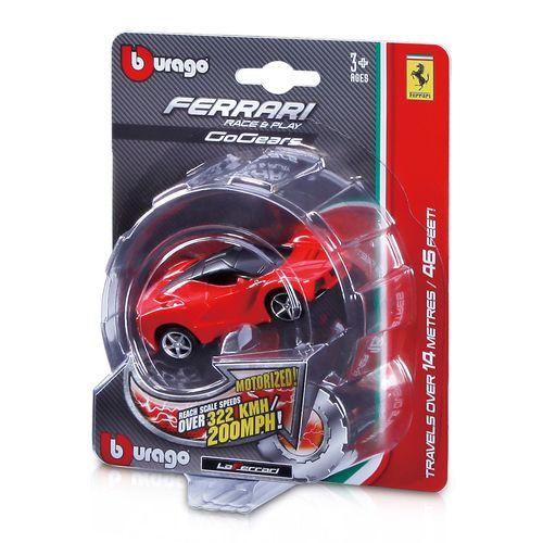 Ferrari Col. Auto Go Gears Race & Play