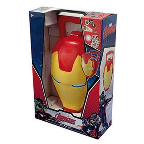 Valigetta Iron Man 30x20x8cm +3anni