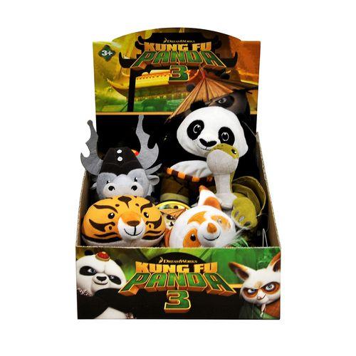 Kung Fu Panda 3 Cm.15 Peluche Ass.