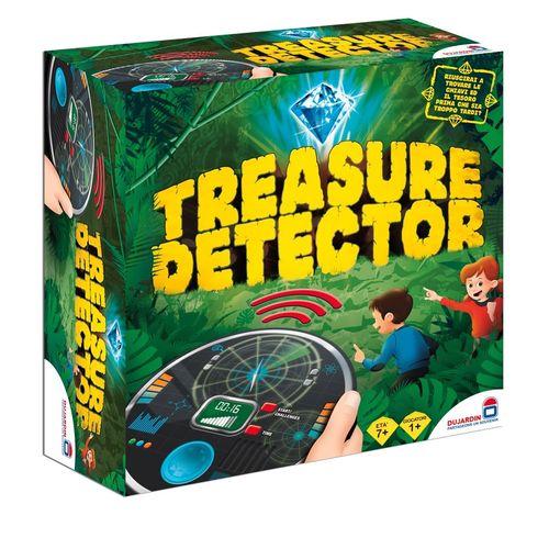 Treasure Detector 26.5x26.5x11.3cm +7a   Rileva Sino A 30mt - Gioco In Scatola