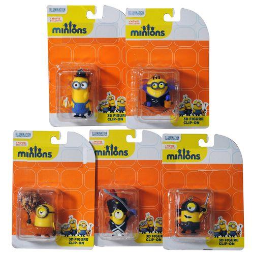 Minion C/moschettone