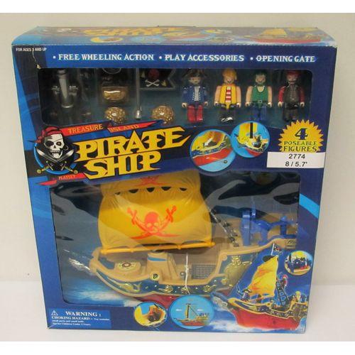 Nave Dei Pirati Cm.38