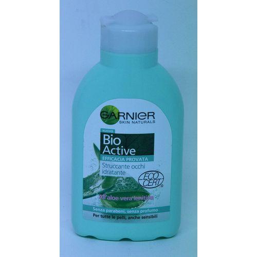 Garnier Skin Nat. Bio Active Struccante  Occhi 150ml Aloe