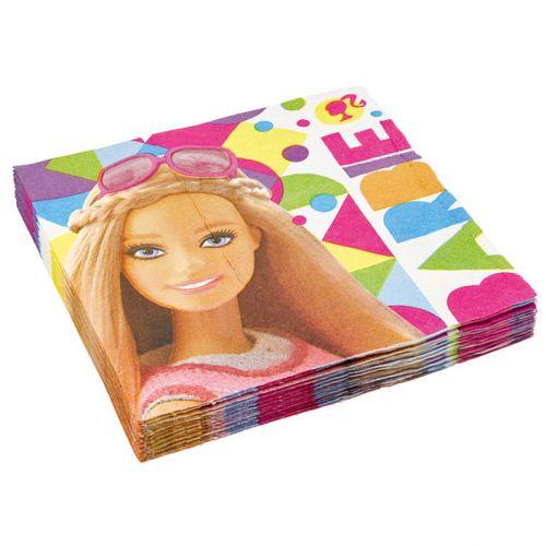 Barbie Sparkle Tovaglioli Pz.20