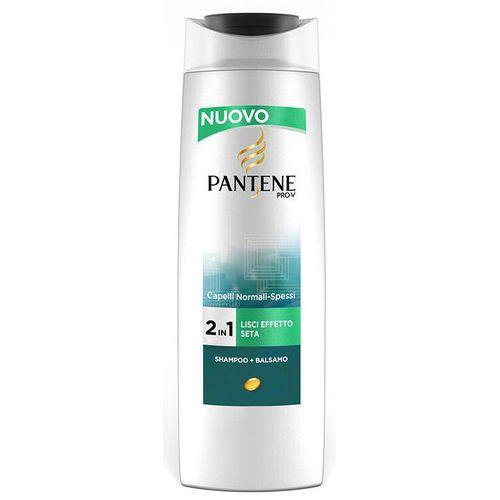 Pantene Shampoo 2in1 Effetto Seta 250ml