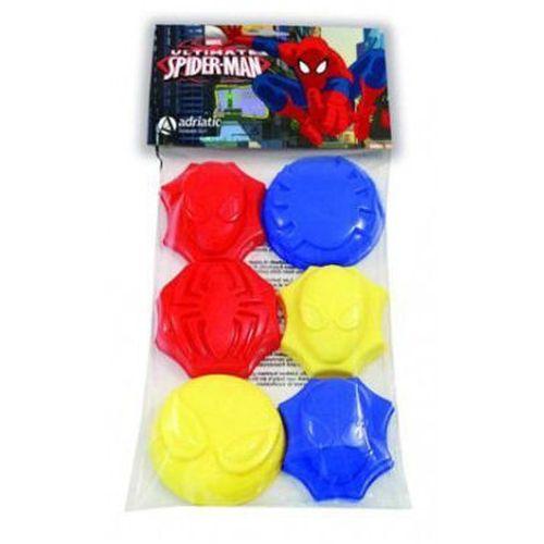 Formine Spiderman 8cm 6pz In Blister     39x39x19cm                      +2anni