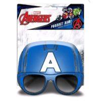 Captain America Occhiali Da Sole 3d