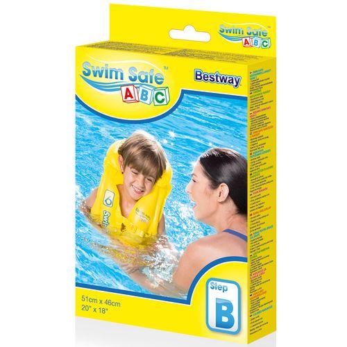 Giubbetto Swim Safe Abc Step B 51x46cm   3/6anni