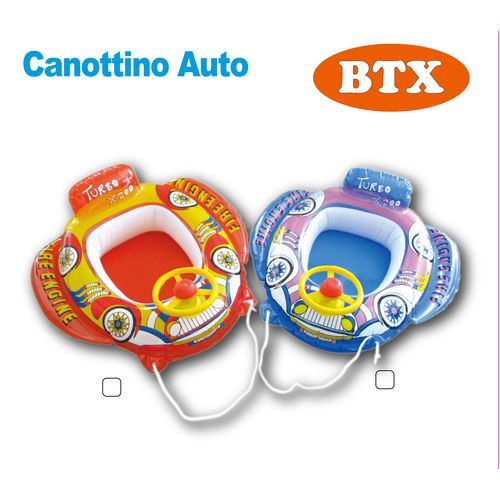 Canottino Auto 25