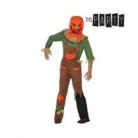 Costume Spaventapasseri Zombie M-l