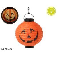 Lanterna Halloween D.20cm Con Luce