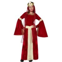 Costume Dama Medievale Bambina T.3