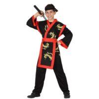 Costume Bambino Ninja  5/6 Anni