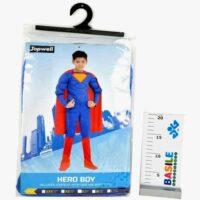 Costume Super Hero Tg.m