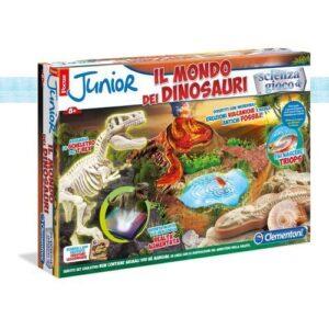 Focus Junior Il Mondo Dei Dinosauri +8a  11x44