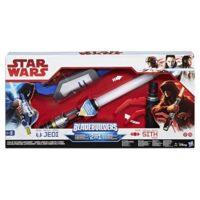 Star Wars E8 Spada Da Che Parte Stai +4a 605x305x81mm - Spada Laser - Hasbro