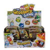 Grossery Gang Crusty Chocolate 150 Sogg. C/2 Personaggi E Mini Catalogo