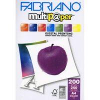 Fabriano Multipaper A4 200gr.