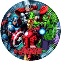 Piatti Cm.23 Pz.8 Avengers Power