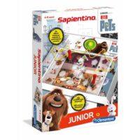 Sapientino Junior Pets 25x34x5cm 4/6anni Batterie Incluse
