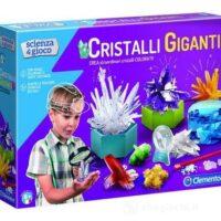 Cristalli Giganti Clementoni
