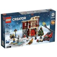Lego 10263 Caserma Pompieri Vill.invern.
