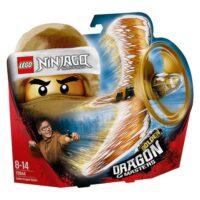 Ninjago Maestro Dragone D'oro 29x6x25cm