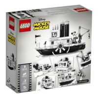Lego 21317 Steamboat Willie