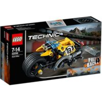 Technic Stunt Bike 262x141x61mm