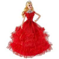 Barbie Magia Delle Feste 2018            33x26.5x7.5cm