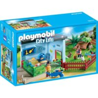 Playmobil 9277 Residenza Conigli E Crice 28x9x18