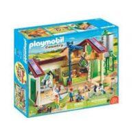Playmobil 70132 Azienda Agricole C/anima