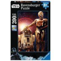 Puzzle 200pz Xxl Star Wars  Ravensburger
