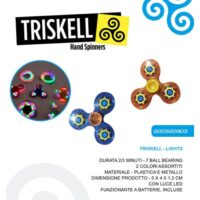 Triskell Lights 5x4x1