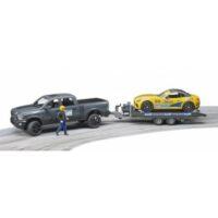 Ram 2500 Power Wagon Con Bruder Roadster  Racing Team