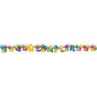 Scritta Smile Buon Compleanno Mt.2