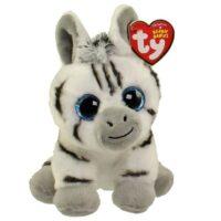 Beanie Babies 15cm Stripes Zebra